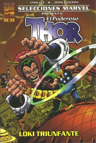Loki contra Thor (una vez más)