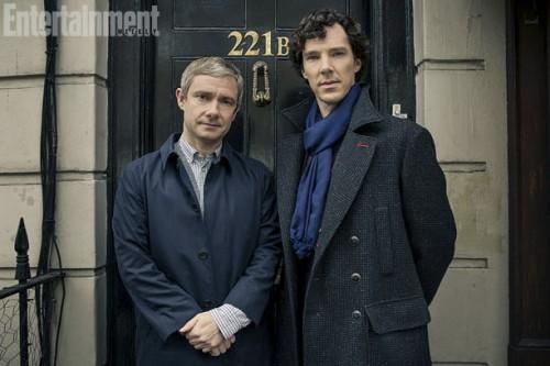 La revista también nos trae una nueva imagen, la primera oficial de la tercera temporada.