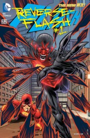 The Flash 23.2 manapul reverse flash