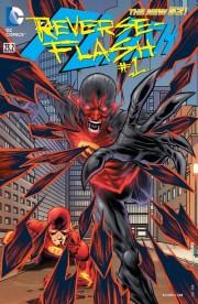 The Flash 23.2 manapul reverse flash