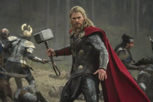 Thor El mundo oscuro imagen 02