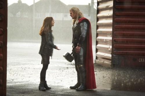 Thor El mundo oscuro imagen 06