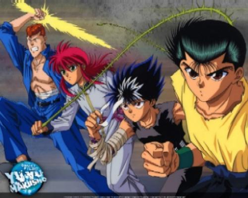 Yu.Yu.Hakusho anime