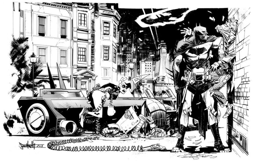 batman sean murphy