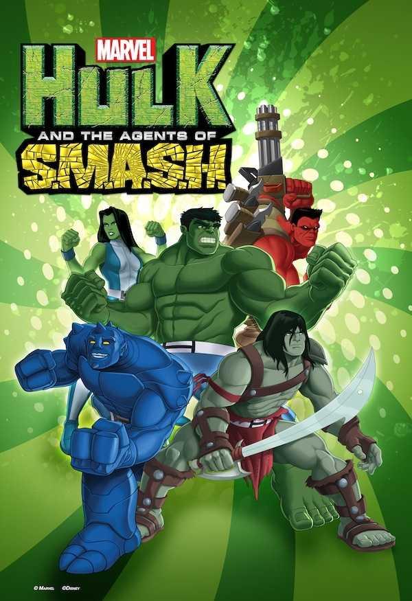 hulk_agents_smash_Poster