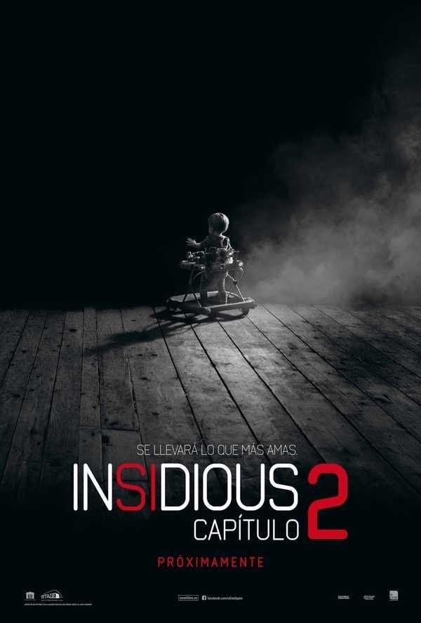 poster Insidious Capítulo 2