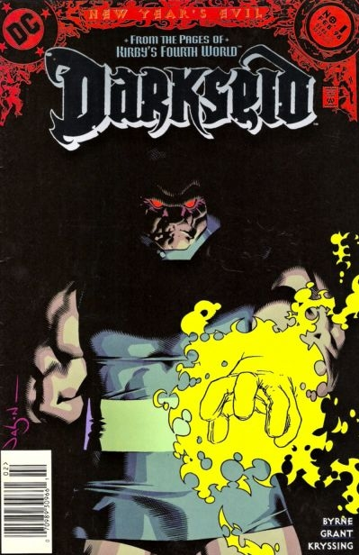 new year's evil darkseid