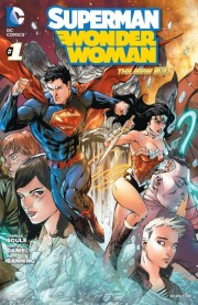 superman wonder woman 1 tony daniel