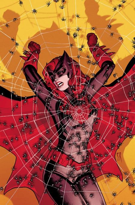 Batwoman 27 roux