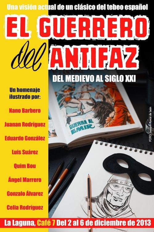 Recordando al Guerrero del Antifaz