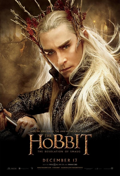 Pósters de El Hobbit: La Desolación de Smaug