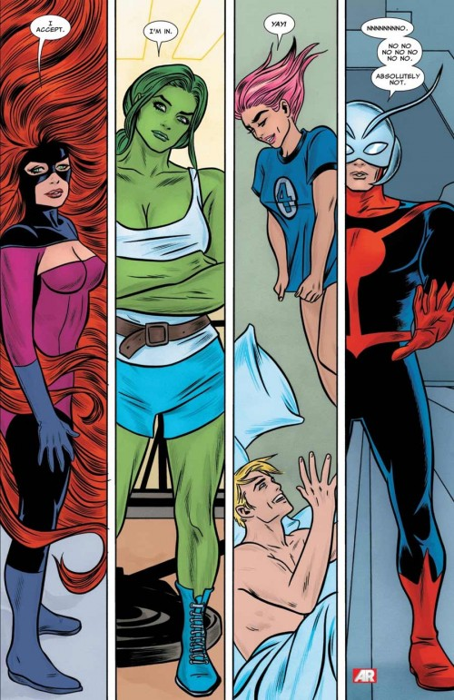 Los nuevos-viejos 4 Fantásticos