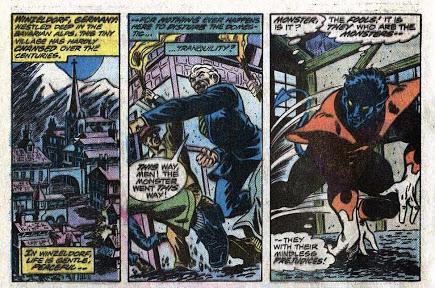 Giant-Size X-Men 1 Rondador Nocturno