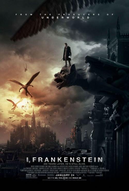 IFrankestein_Poster