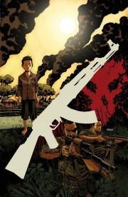 Nick Furia y Frank Castle comparten lucha en la jungla de Vietnam