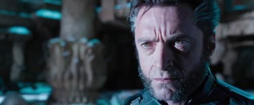 """""""Las canas en su pelo es algo que tomé de X-Men: Días del Futuro Pasado, es el look del cómic. Me gustó, incluso aunque no haya envejecido físicamente, es algo que muestra lo difíciles que se han puesto las cosas en el futuro y que le da al personaje un aspecto más mundano"""""""