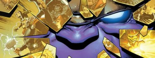 Thanos Infinity Marvel Comics