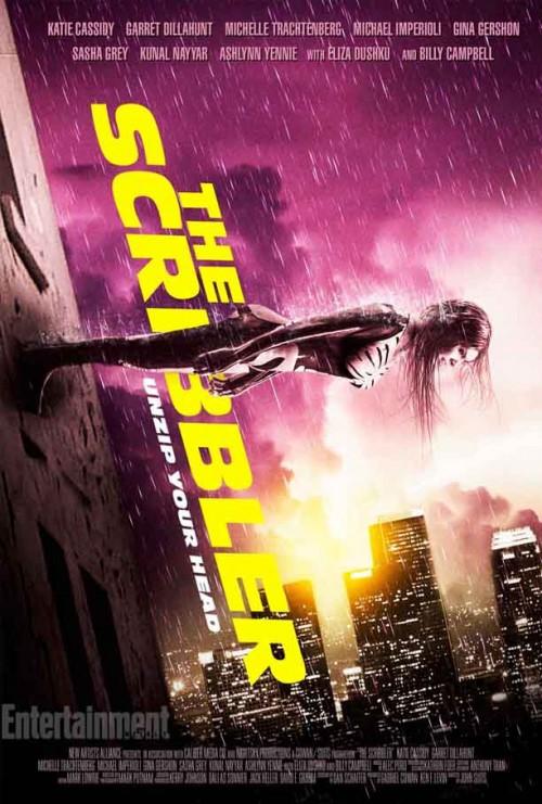 The Scribbler_Poster
