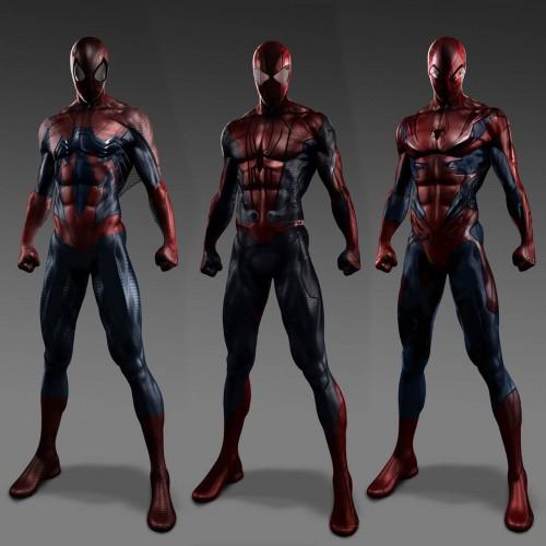 Trajes Amazing Spider-Man