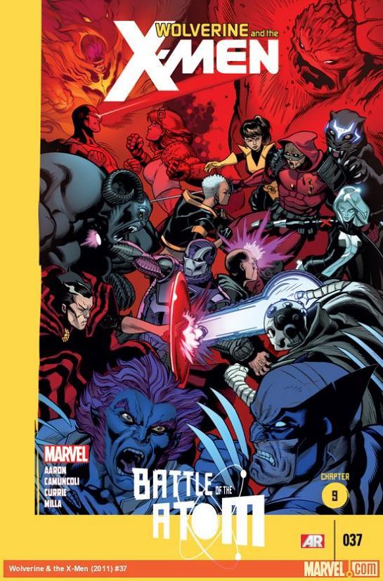 Mighty Avengers Portada 1