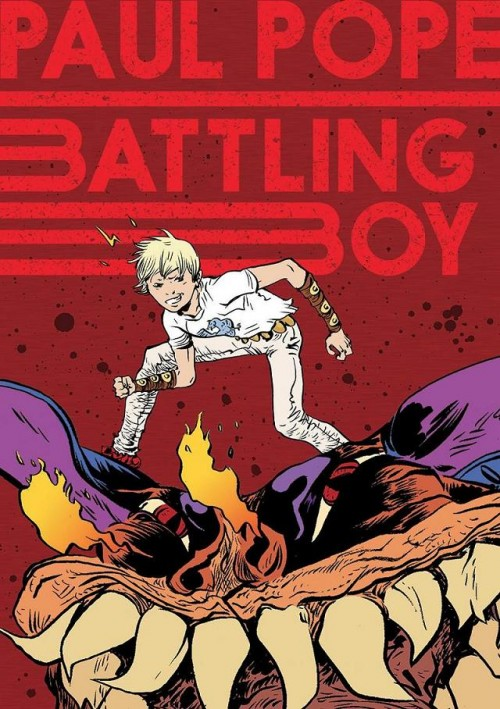 battling boy paul pope