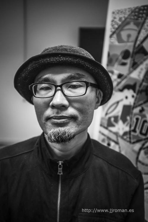 Shintaro Kago. Fotos de www.jjroman.es