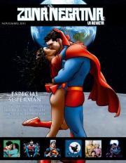 Portada de Zona Negativa La revista - Especial Superman