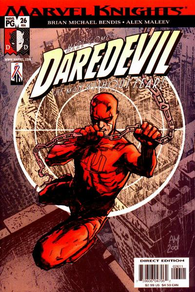 Daredevil, vol. 2, #26