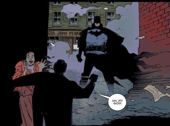 Resultado de imagen de gotham by gaslight comic