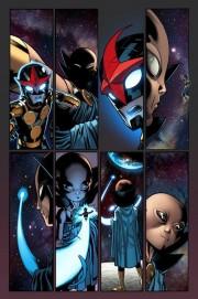El nuevo Nova se encontrara con todo tipo de aliens