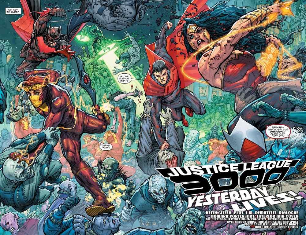 Justice League 3000 1 p6 porter