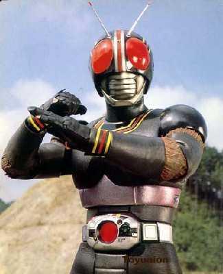 Kamen Rider Black (1987)
