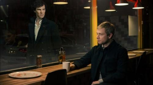 #SherlockLives