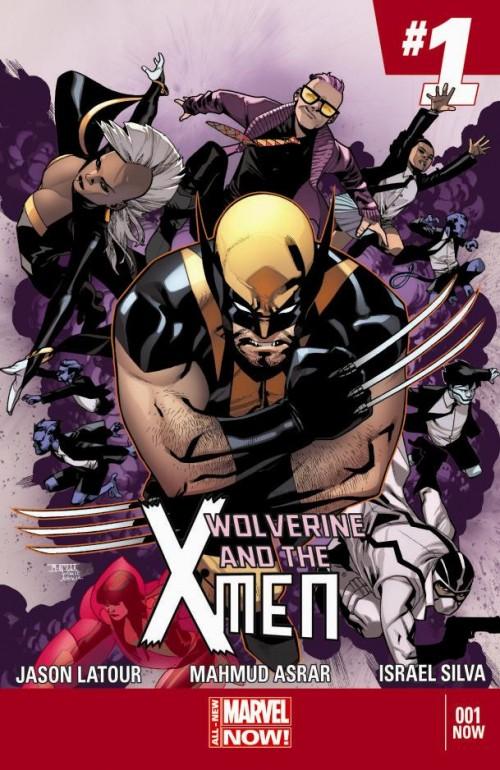 Wolverine X-men 1