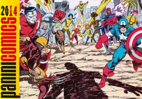secret wars II panini comics