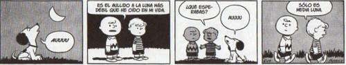 Snoopy y Carlitos, tomo 2, página 16. Edición de Planeta DeAgostini