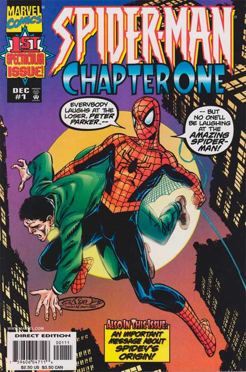 spideman-chapter-one-john-byrne