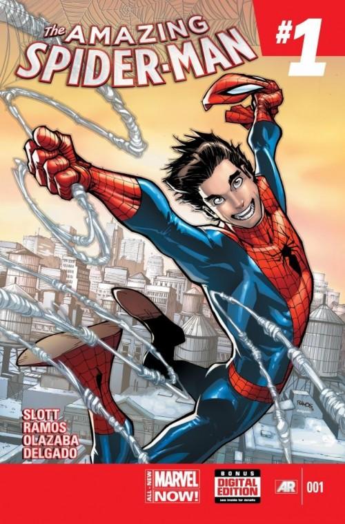 Amazing Spider-Man Humberto Ramos