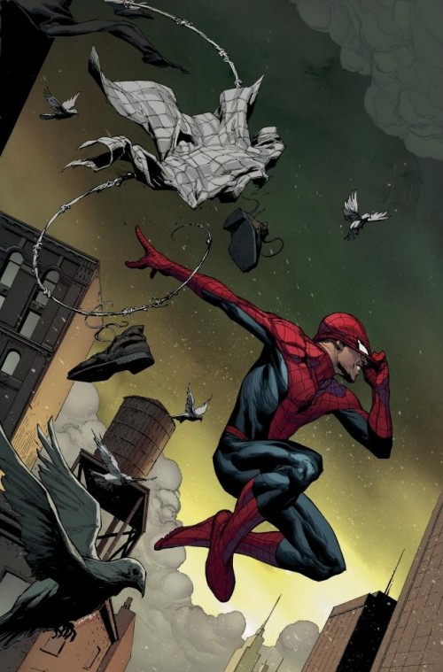 Amazing Spider-Man Jerome Opena
