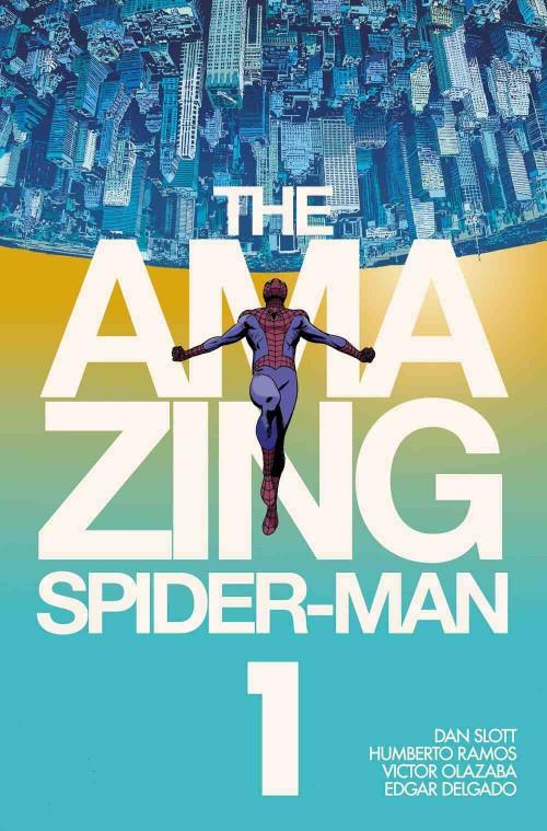 Amazing Spiderman Marcos Martin portada