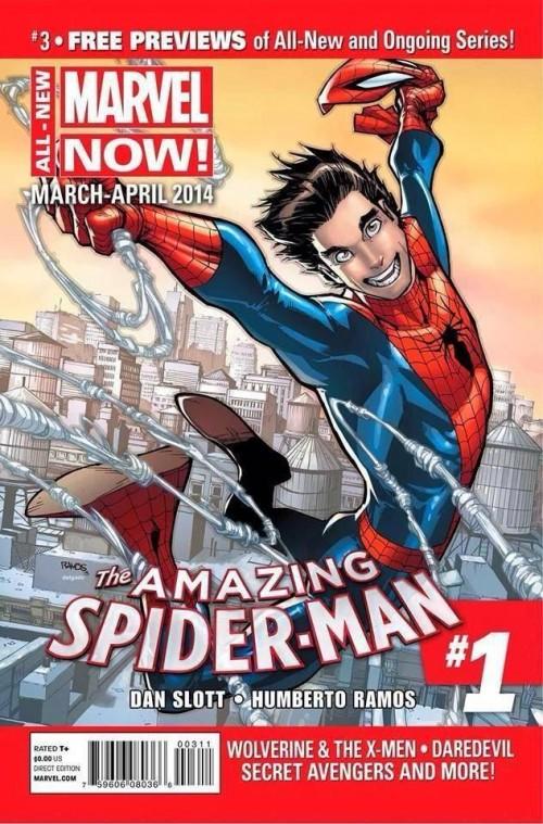 Amazing Spiderman vol 3
