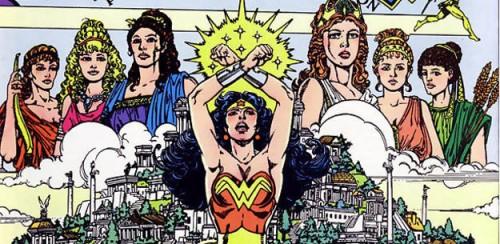 ¿Amazonas o kryptonianas?