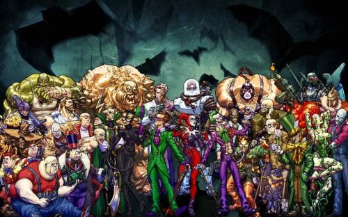 ¿A cuántos de ellos veremos en Gotham?