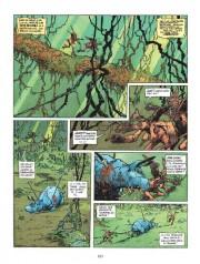 Extrañas criaturas pueblan el mundo de fantasía de Regis Loisel
