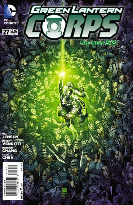 green_lantern_corps_27_cover