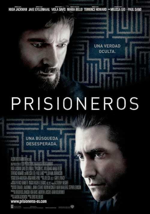 poster_prisioneros_Denis_Villeneuve_hugh_jackman_jake_gyllenhaal