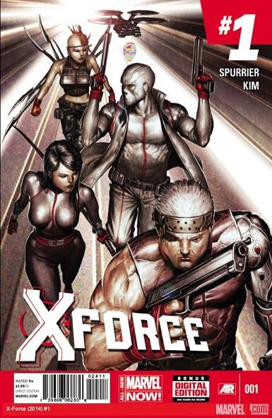X-Force Portada 1