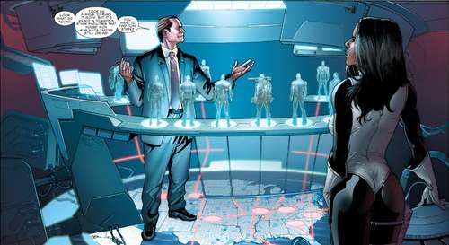Norman Osborn se hará con el control de la tecnología de Stark