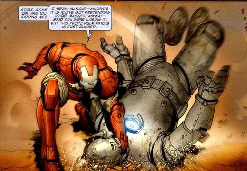 El enfrentamiento con Iron Patriot no pillará a Iron Man en su mejor momento