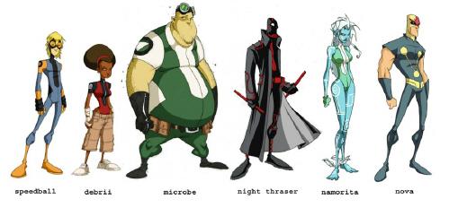 New_Warriors_Vol_3_personajes